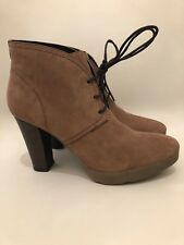 f4b0d3f3356b0 Bruno Premi Ladies Italian Leather Ankle Boots Size UK 7, EU 40 Rrp £98