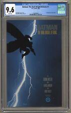Batman: The Dark Knight Returns #1 (CGC 9.6) White p; 1st Carrie Kelly (j#5969)