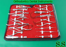 Orthodontic Dental Instruments Ortho Composite set 27 pcs Premium Quality DN-576