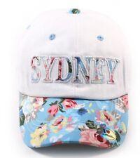 Casual Souvenir Australian Sydney Unisex Hat Cap men women Aussie gifts cotton