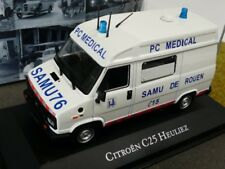 1/43 Atlante CITROEN c25 Heuliez Ambulance Collection