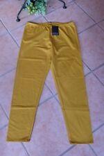BORIS INDUSTRIES Leggings Winter 50 52 (5) NEU safran gelb Double Face LAGENLOOK