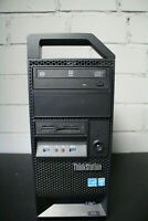 Lenovo ThinkStation E32 Intel Xeon E3 1245v3 16GB RAM 256GB SSD Win10 Pro