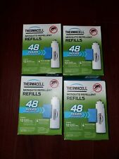 Thermacell Mosquito Repellent Refills 48 Hours R4-US lot of 4
