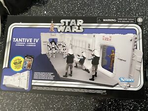 Star Wars Vintage Collection TANTIVE IV NO FIGURE MINT IN HAND