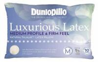 Dunlopillo-Talalay Latex Luxurious Pillow Medium Profile & Firm Feel