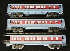 Lionel Polar Express Passenger Cars Set of 3