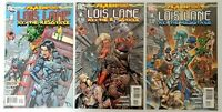 DC Comics: Flashpoint Lois Lane and The Resistance Complete Series #1 #2 #3 DC19