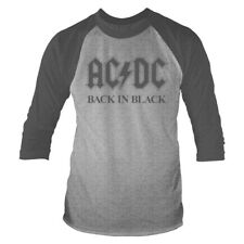 AC/DC - Back in Black longsleeve-s #115460 - S