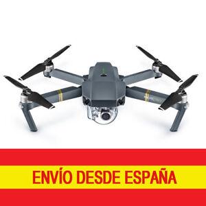 DJI Mavic Pro -Dron cuadricóptero Camara 4K 12MP 27minutos 7KM Control FPV Drone