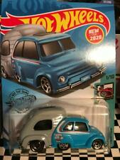"""2020 HOT WHEELS .""""RV THERE YET""""--BLUE"""