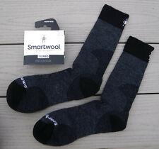 "NWT SMARTWOOL MerinoWool ""PHDPro Outdoor"" Medium Cushion Mens Crew Socks-XL $30"