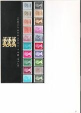 Mint Never Hinged/MNH Decimal 5 Number Great Britain Stamps