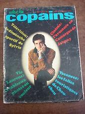 SALUT LES COPAINS n°13- Aout 1963- Johnny- Sylvie- Chouchou- Vic Laurens