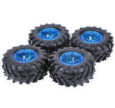 Rc Truck Wheels & Tires for Traxxas Bigfoot Craniac Monster Mutt Skully Grinder