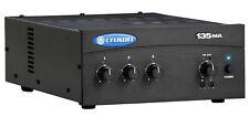 Crown 135Ma Commercial/Restaurant 3 Input 35 Watt 70Volt/8 Ohm Mixer Amplifier