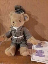 Annette Funicello Army Bear From collectible bear company!