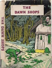 Vintage 1942 THE DAWN SHOPS Joyce Lankester Brisley MILLY-MOLLY-MANDY BOOKS 1st