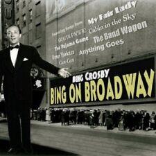 BING CROSBY - BING ON BROADWAY  CD  INTERNATIONAL POP  NEU