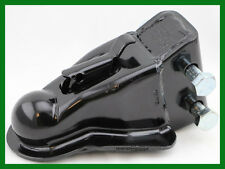 """Adjustable 2-5/16"""" Channel Mount Coupler Hitch Trailer 14,000 Capacity 25330"""