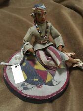 Original Ravca Small Doll Native Vintage