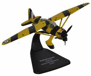 Westland Lysander Target Tug, WHM Canada Aircraft - 1:72 scale AC050
