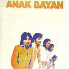 """Anak Bayan: """"S/T"""" (CD in LP-COVER artwork)"""