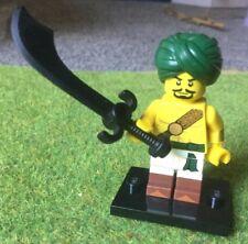 Lego Minifigure - Desert Warrior - Series 16 - Exc Con - Free Post!