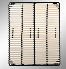 Lattenrost Bettenrahmen Lattenrahmen 80x200 bis 200x200 cm mit Härteverstellung