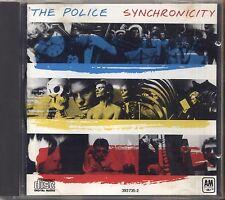 THE POLICE - Synchronicity - CD USATO OTTIME CONDIZIONI