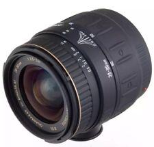 Quantaray AF 28-80mm F3.5-5.6 lens MINOLTA A camera SONY Alpha dSLR A77 A550