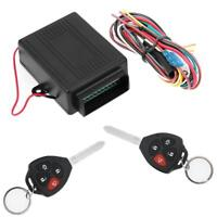 12V Car Central Control Door Lock Keyless Entry System Auto Remote Central Kit