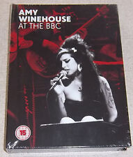 AMY WINEHOUSE, AT THE BBC, 1 CD + 3 x DVD DELUXE BOX SET (SEALED)