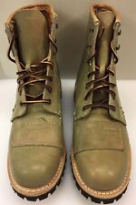 "Timberland Boot Co 6 In "" Lineman Boot Made in US Men's 8 M $475 New TB0A12ZA357"