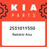 253101Y550 Kia Radiator assy 253101Y550, New Genuine OEM Part