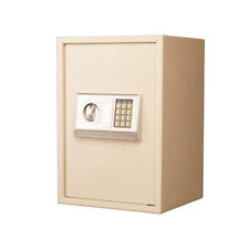 52L Large Digital Electronic Safe Box Keypad Lock Security Office Hotel Gun Home