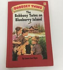 The Bobbsey Twins on Blueberry Island Vol. 10 by Laura Lee Hope Classic Edition