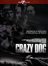 Crazy Dog (DVD, 2014) ONE7MOVIES Thriller! New Free Shipping