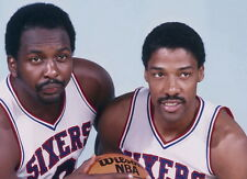"031 Moses Malone - NBA Basketball MVP All-Star 19""x14"" Poster"
