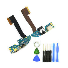 HTC One M8 831C Charging Port Sprint Headphone Audio Jack Flex Cable w/ tools