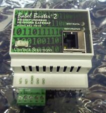 Babel Buster 2, BB2-7010, Control Solutions, Bacnet-Modbus Network Gateway, New