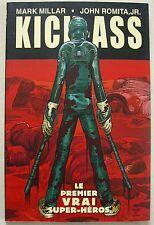 Kick-Ass M MILLAR & John ROMITA, JR éd Panini Comics 2010