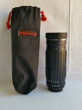 +++ ZOOM ANGENIEUX 70-210 mm 3 x 70 monture CANON FD  +++