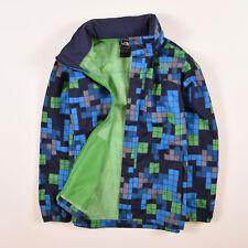 North Face Junge Kinder Jacke Jacket Gr.164 HyVent Windjacke Mehrfarbig, 58364