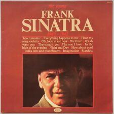 FRANK SINATRA The Young Frank Sinatra 1940-1942 1983 Joker Records (ITALY) EX/EX
