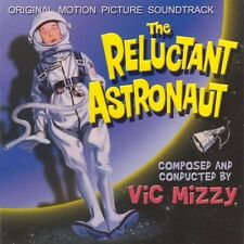 RELUCTANT ASTRONAUT Don Knotts CD Percepto VIC MIZZY Score Soundtrack OOP NEW!