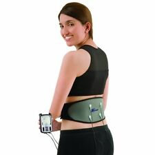 SpaBuddy Relax Tens Therapy Massage Belt Massaging Back Pad Pain Relief ZEWA