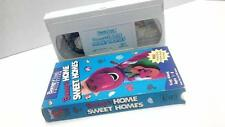 Barney's Home Sweet Homes  on VHS