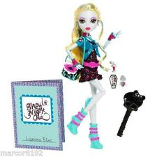 Monster High Ghoul's Night Out Lagoona Blue Doll Daughter of the Sea Monster New