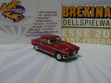 "Brekina 24505-BMW 503 Coupe año 1956-1969 ""color rojo rubí"" 1:87 resin Klein serie"